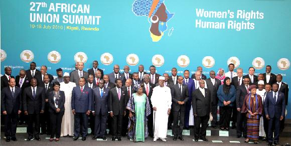 27th Ordinary Session of the Assembly of the African Union