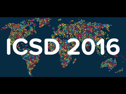 2016 International Conference on Sustainable Development