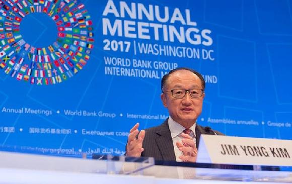Jim Yong Kim: Human Capital Project is Key for Economic Growth