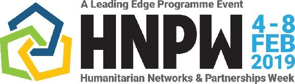HUMANITARIAN NETWORKS AND PARTNERSHIPS WEEK