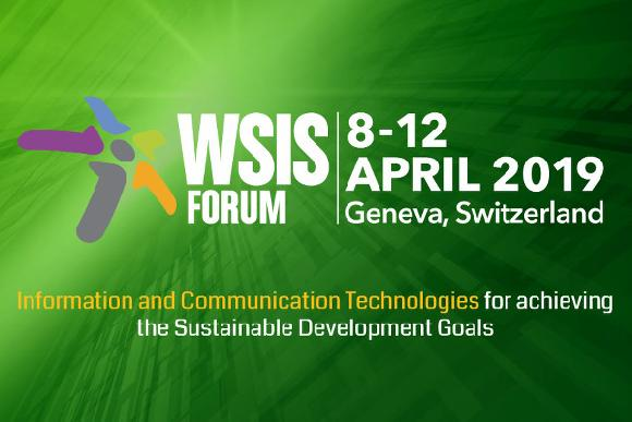 The World Summit on the Information Society (WSIS) 2019