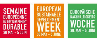 EUROPEAN SUSTAINABLE DEVELOPMENT WEEK (ESDW) 2019