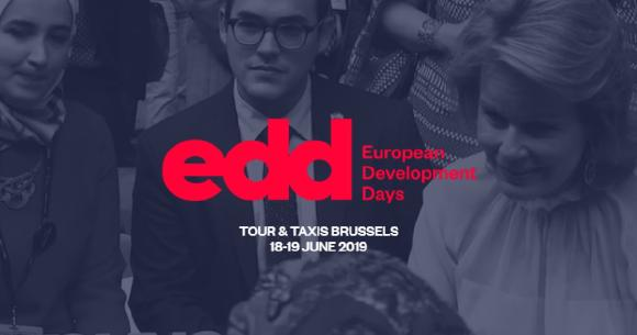 European Development Days (EDD) 2019