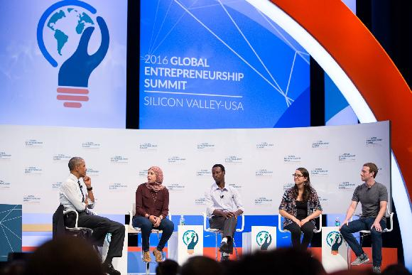 2016 Global Entrepreneurship Summit (GES)
